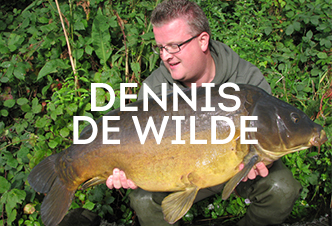 Collective Dennis De Wilde Carp Angler