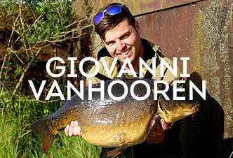 Fortis Eyewear Giovanni Vanhooren Carp Angler
