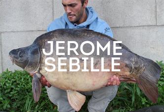Fortis Eyewear Jerome Sebille Carp Fishing