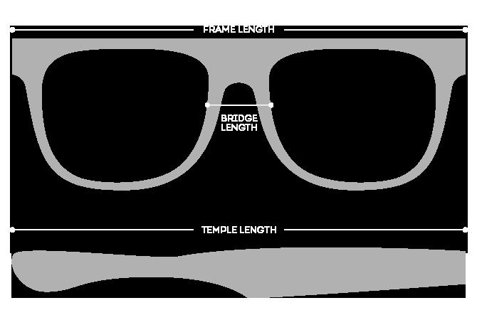 Sunglasses Size Guide
