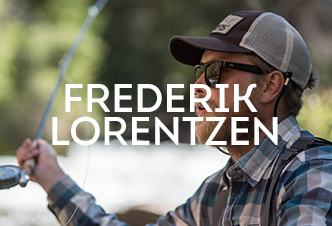 Collective Member Frederik Lorentzen Fly Fishing Angler