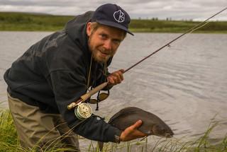 Frederik Lorentzen Fly Fishing Angler