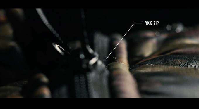 Fortis Snugpak FJ6 Carp Angling Jacket Video