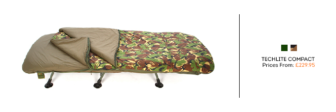 Snugpak X Fortis Techlite Compact Sleeping Bag