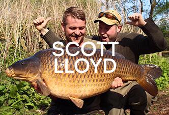 Fortis Eyewear Scott Lloyd Carp Angler