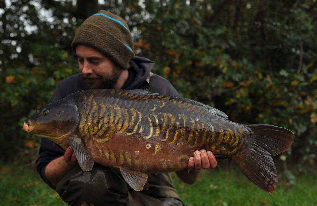 Myles Gibson Carp Fishing Guru