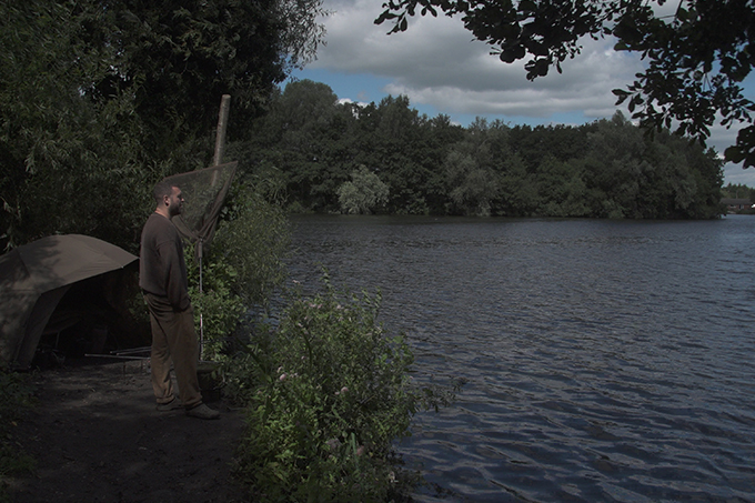 Baz Lloyd on catching Carp