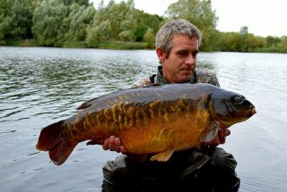 Simon Bater Carp Angler from the UK