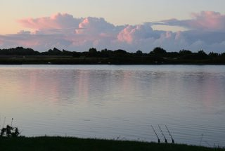 Carp Angler's Sunset