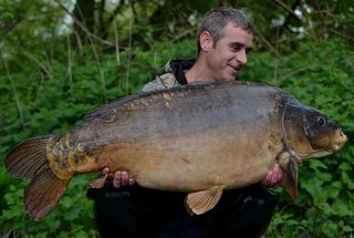 Simon Bater Big Carp Angler from the UK