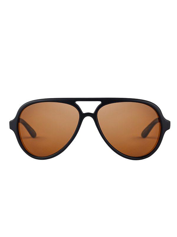 Fortis Eyewear Aviator Brown Polarised Carp Fishing Sunglasses AV002