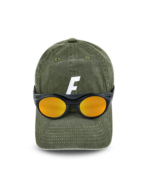 Fortis Eyewear 6 Panel F Cap