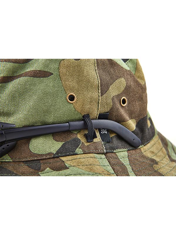 Fortis Eyewear Reversible Bucket Hats for Fishing