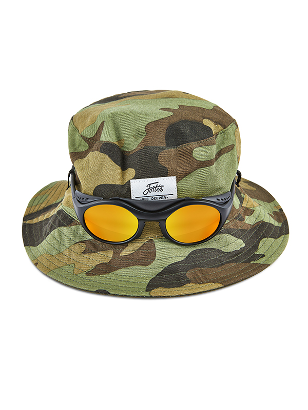 Fortis Eyewear Reversible Bucket Hats