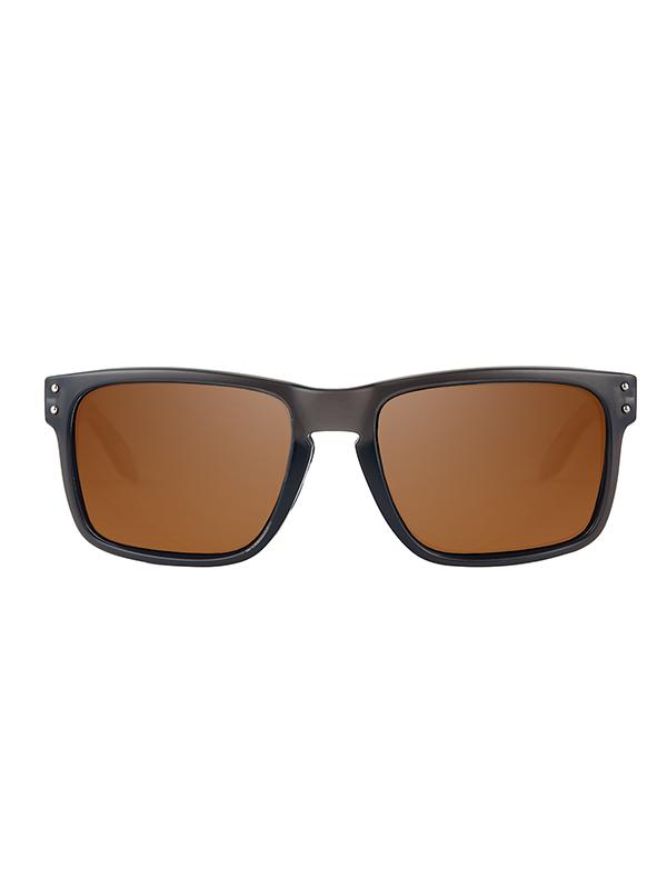 Fortis Eyewear Bays Brown Polarised Carp Fishing Sunglasses BY001