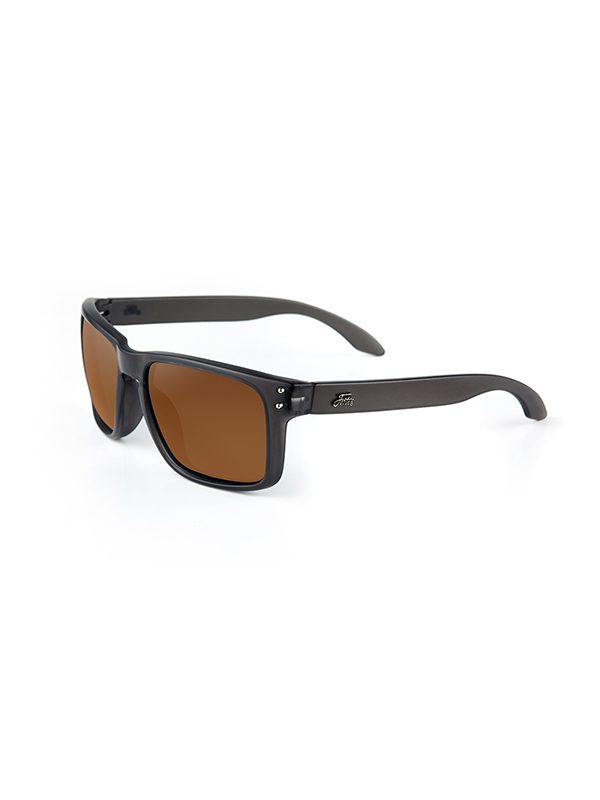 Fortis Eyewear Bays Brown Polarised Carp Fishing Sunglasses BY001