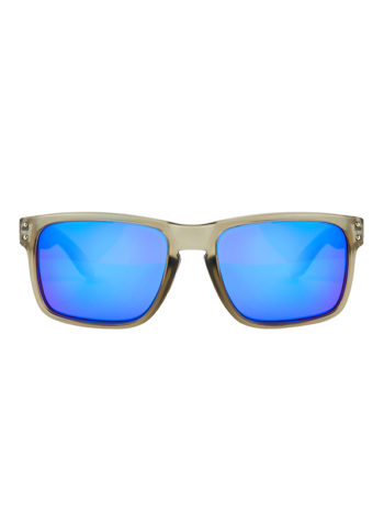 Fortis Eyewear Bays Grey Blue Polarised Carp Fishing Sunglasses BY003