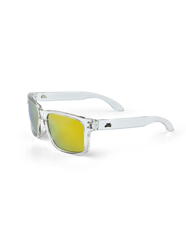 Fortis Eyewear Bays Clear Polarised Carp Fishing Sunglasses BY004