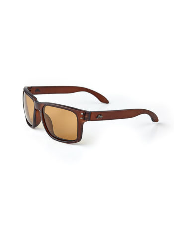 Fortis Eyewear Bays Switch Brown Photochromic Polarised Carp Fishing Sunglasses BY007