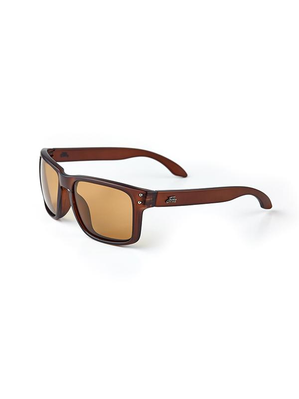Fortis Eyewear Bays Switch Brown Photochromic Polarised Carp Fishing Sunglasses BY007