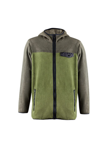 Fortis Eyewear Elements Fleece Jumper for Winter Carp Fishing