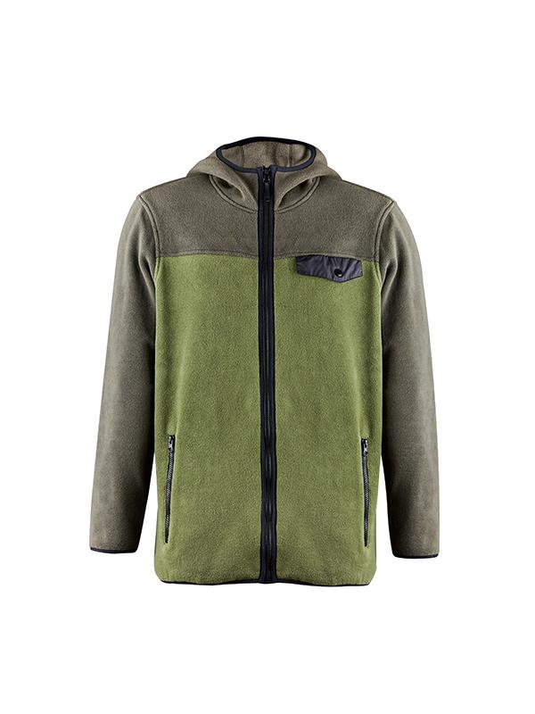 Fortis Eyewear Elements Fleece Jumper for Winter Carp Fishing