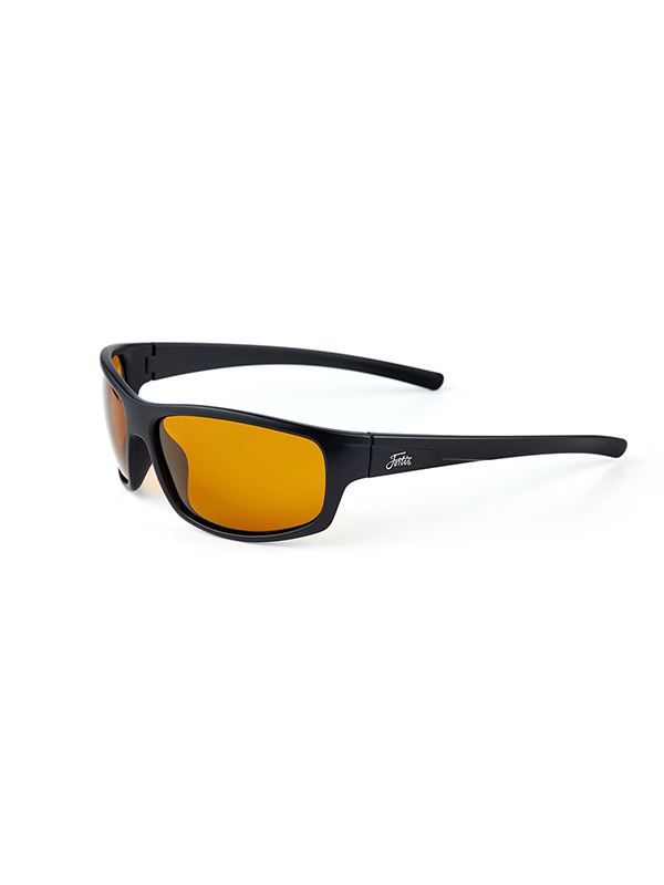 Fortis Eyewear Essentials AMPM Amber Polarised Carp Fishing Sunglasses ES002