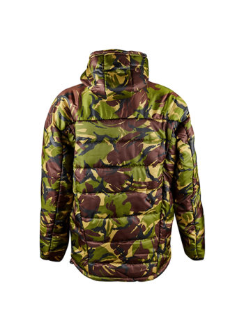 Fortis X Snugpak FJ6 in DPM is the perfect winter coat for carp angler's