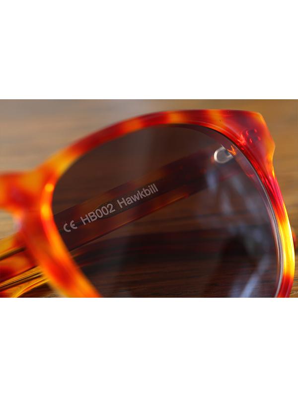 Fortis Eyewear Hawkbill Acetate Sunglasses for Fishing