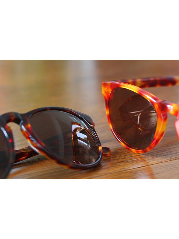 Fortis Eyewear Hawkbill Acetate Sunglasses