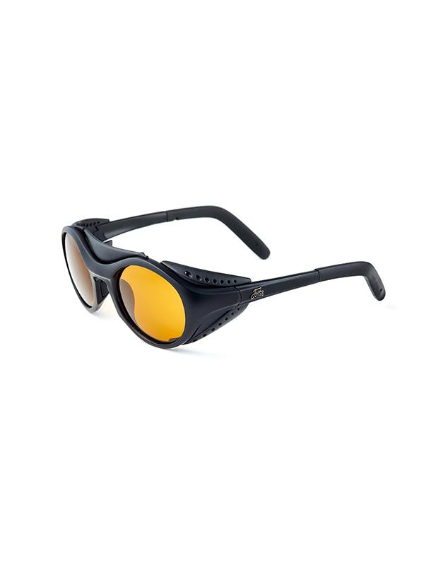 Fortis Eyewear Isolators AMPM Amber Polarised Carp Fishing Sunglasses IS002