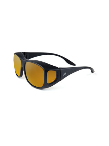 Fortis Eyewear OverWraps AMPM Amber Polarised Carp Fishing Sunglasses OW002