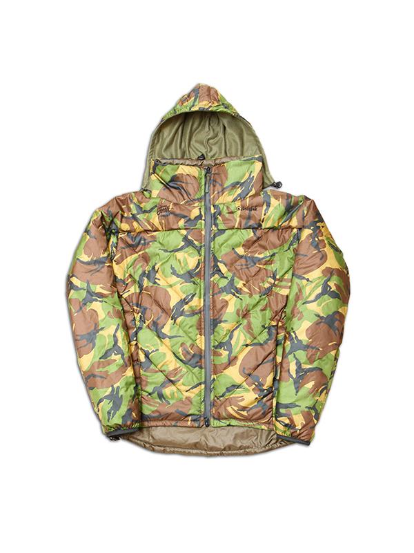 Fortis X Snugpak SJ3 Jacket in DPM for Carp fishing