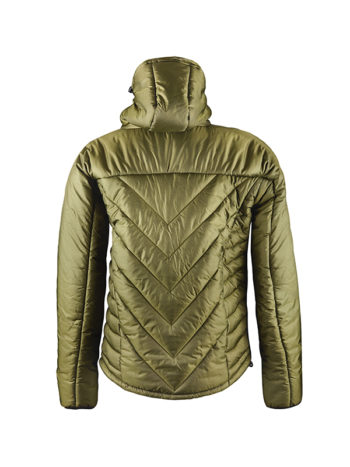 Fortis X Snugpak SJ9 in OLIVE is the perfect winter coat for fishing