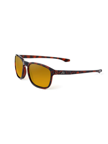 Fortis Eyewear Strokes AMPM Amber Polarised Fishing Sunglasses