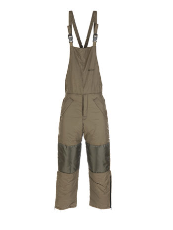 Fortis X Snugpak Salopettes in Olive the perfect trousers for carp angler's