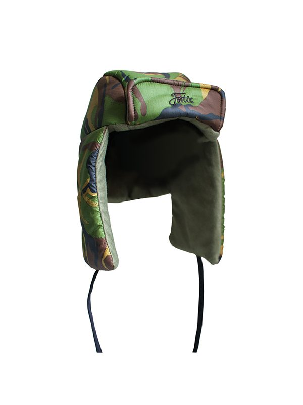 Fortis X Snugpak Snugnut in DPM the perfect hat for carp angler's