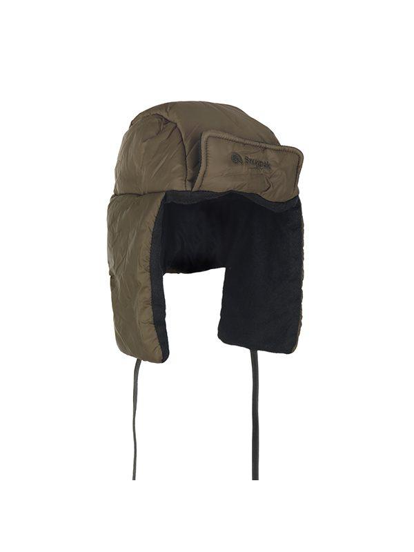Fortis X Snugpak Snugnut in Olive the perfect hat for carp angler's