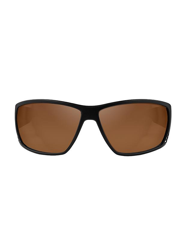 Fortis Eyewear Vistas VA001 247 Brown Polarised Fishing Sunglasses