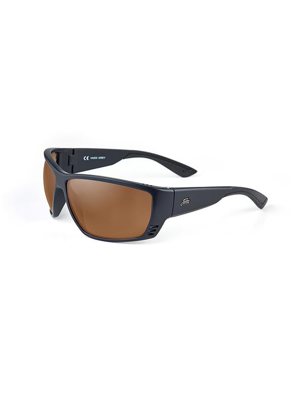 Fortis Eyewear Vistas VA001 247 Brown Polarised Carp Fishing Sunglasses