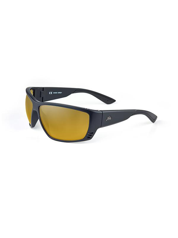 Fortis Eyewear Vistas VA002 AMPM Amber Polarised Carp Fishing Sunglasses