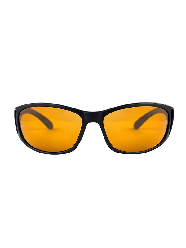 Fortis Eyewear Amber Wraps AMPM WR002 Polarised Fishing Sunglasses