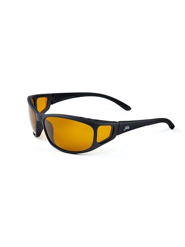 Fortis Eyewear Amber Wraps WR002 Polarised Carp Fishing Sunglasses