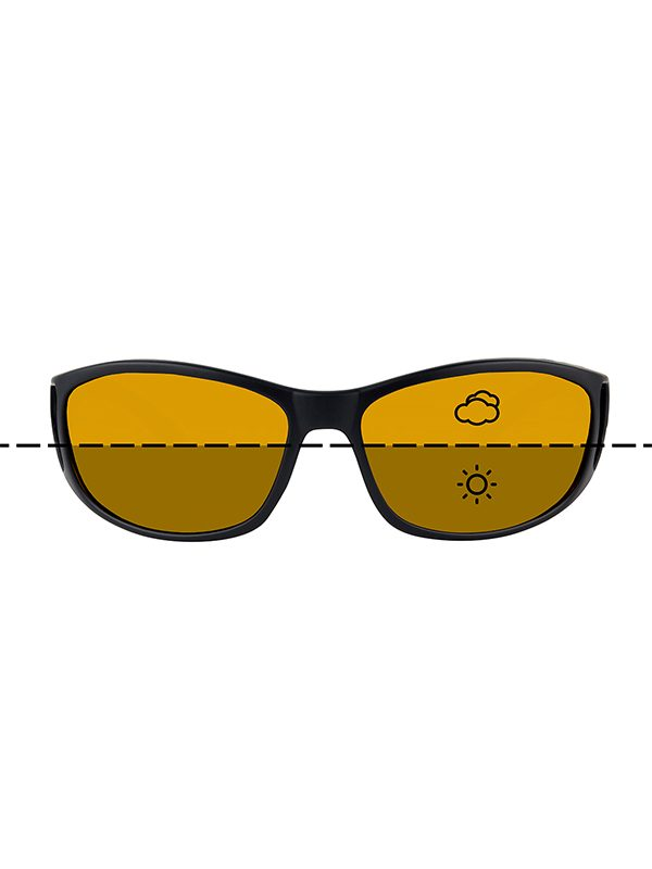 Fortis Eyewear Switch Wraps WR003 Polarised Carp Fishing Sunglasses