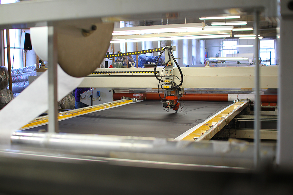 Fortis X Snugpak Manufacturing Process