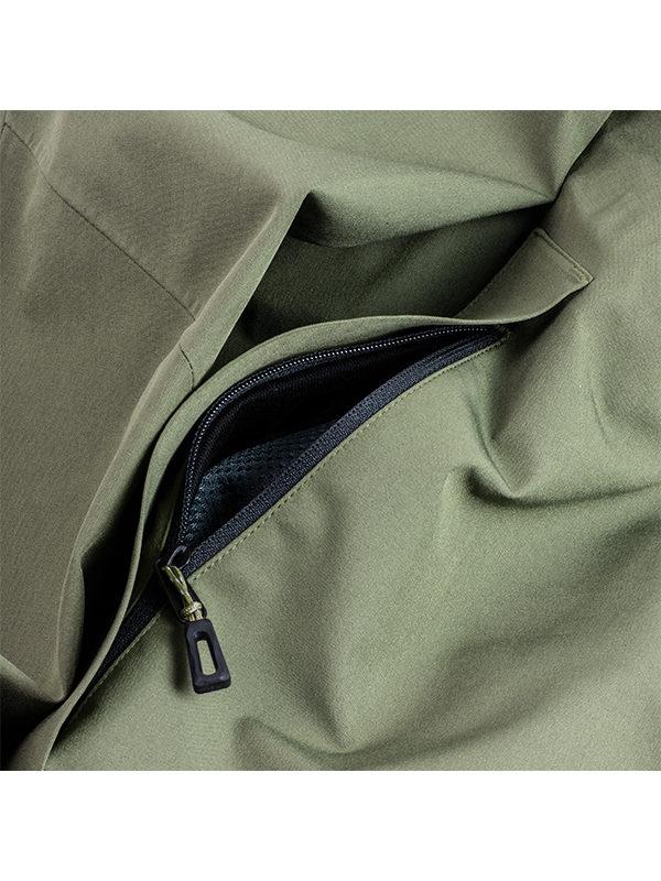 Fortis Marine Waterproof Jacket Utilises YKK Zips