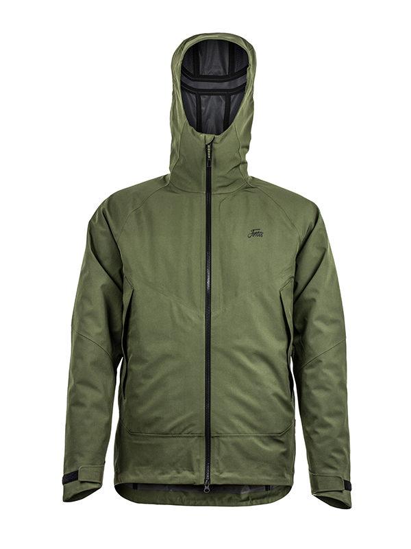 Fortis Marine Waterproof Jacket in Olive