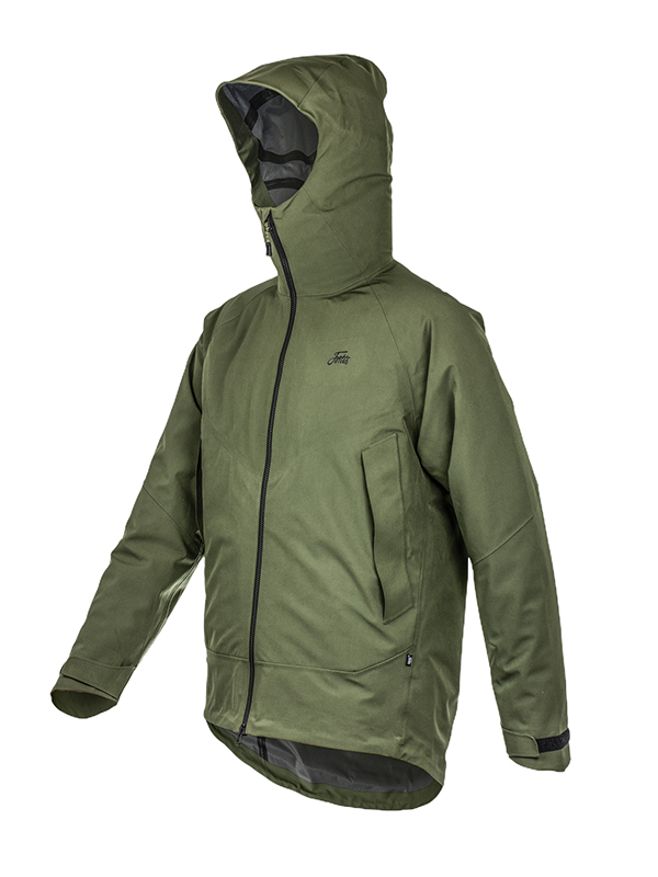 Fortis Marine Waterproof Jacket in Olive