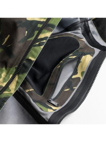 Fortis Waterproof Jacket with internal pocket