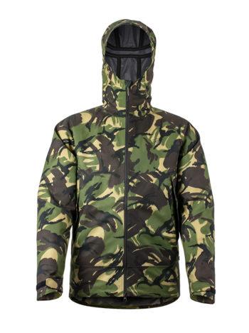 Fortis Eyewear Marine Jacket DPM Waterproof Jacket for Carp Fishing
